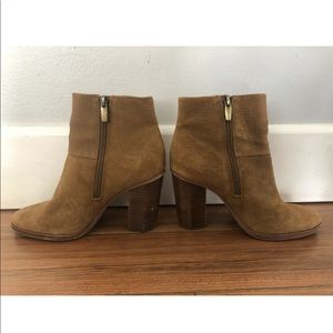 Vince Camuto Larena Booties Size 7.5
